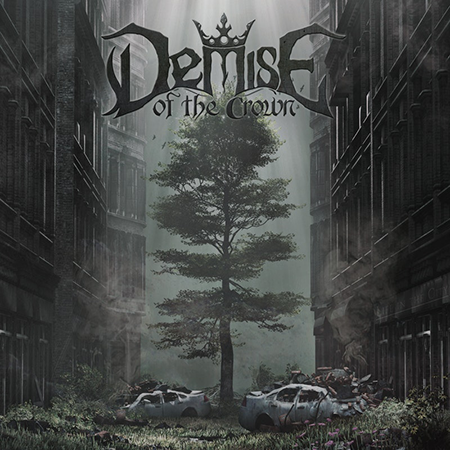 Deimise of the Crown - Life in the City - Album Cover