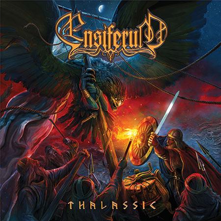 Ensiferum - Thalassic Album Cover