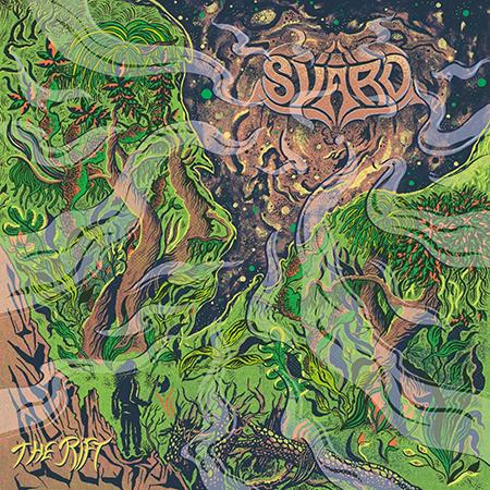 Sveard-The Rift-Album Cover