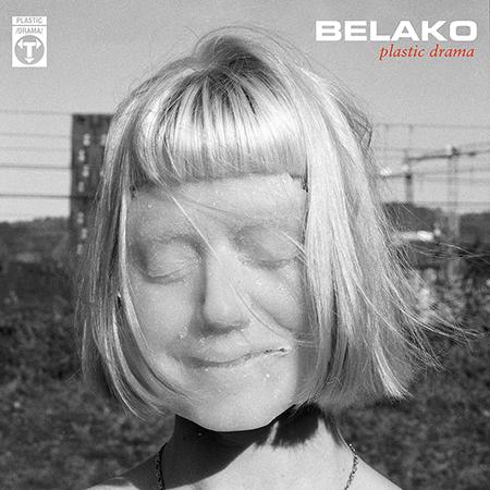 Belako-Plastic Drama-Album Cover