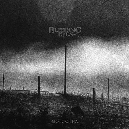 Bleeding Eyes-Golgotha-Cover