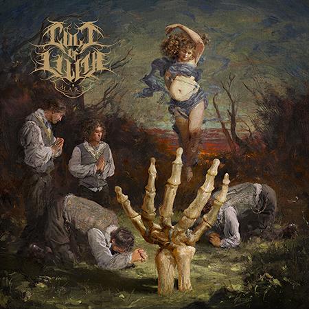 Cult of Lilith-Mara-Album Cover