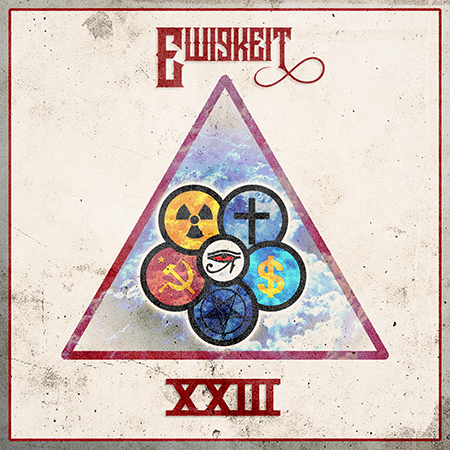 Ewigkeit-XXIII-Album Cover