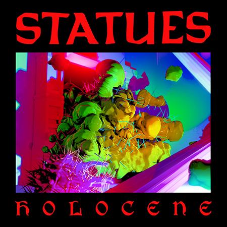 Statues-Holocene-Album Cover