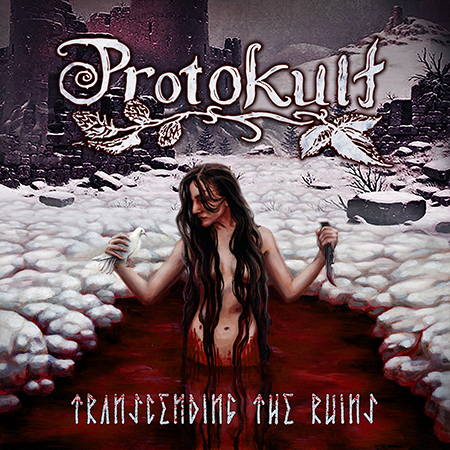 Album Cover - Protokult Transcending The Ruins