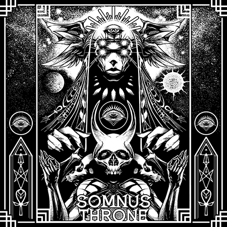 Somnus Throne-Cover