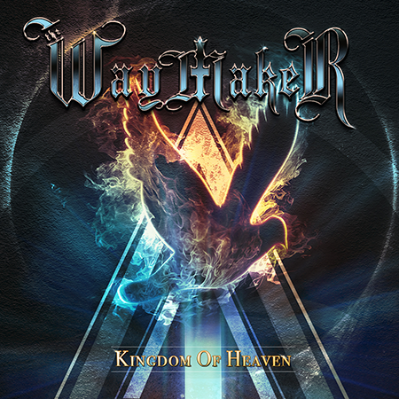 The Waymaker-Kingdom of Heaven-Cover