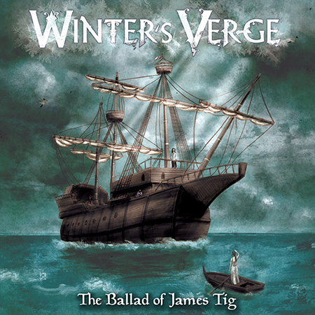 Winters Verge-The Ballad Of James Tig-Cover