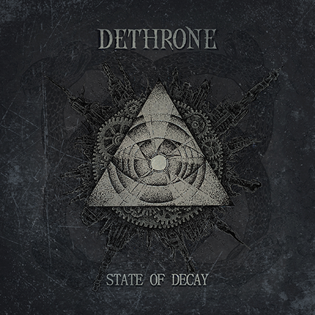 Dethrone-State Of Decay-Cover