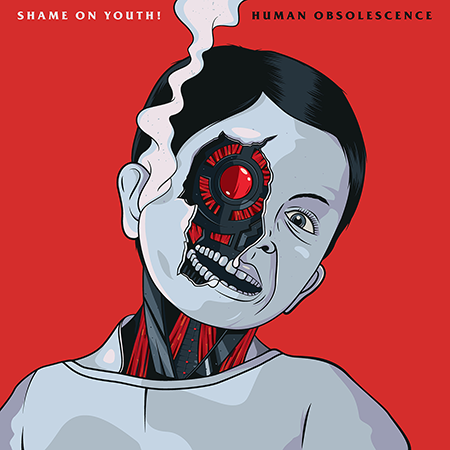 Shame on Youth!-Human Obsolescence-Cover