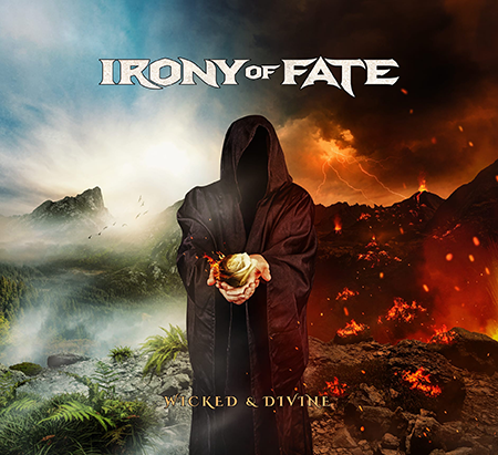 Irony of Fate-Wicked and Divine-Cover