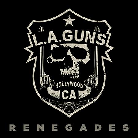 L.A. Guns-Renegades-Cover