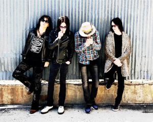 L.A. Guns-Steve Riley-Band