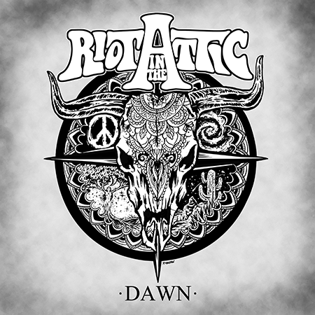 Riot in the Attic-Dawn-Cover