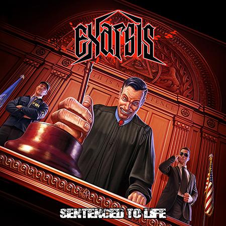 Exarsis-Sentenced to Life-Artwork