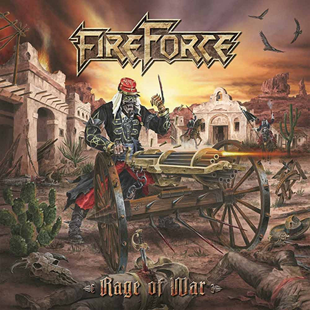 Fireforce-Rage of War-Artwork