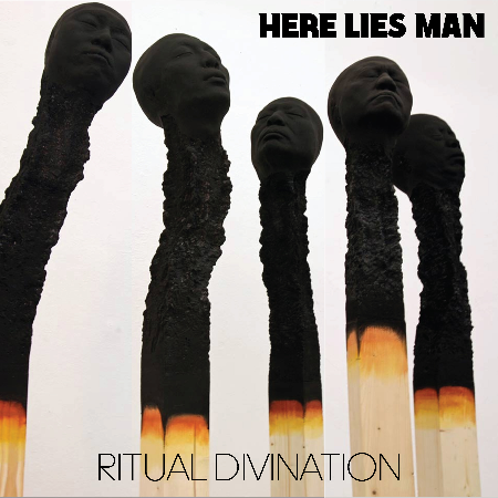 Here Lies Man-Ritual Divination-Cover