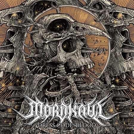 Mordkaul-Dresscode Blood-Artwork