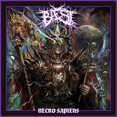 Baest-Necro Sapiens-Artwork