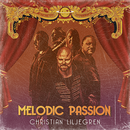 Christian Liljegren-Melodic Passion-Artwork
