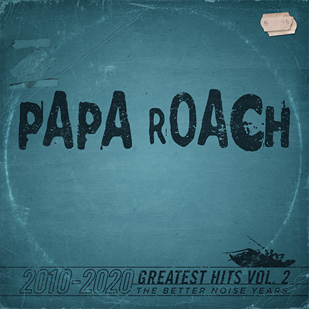 Papa Roach-Greatest Hits Vol 2-Artwork