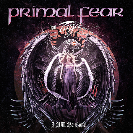 Primal Fear-I will be gone-Artwork