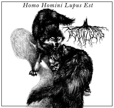 Verwilderd-Homo Homini Lupues Est-Artwork
