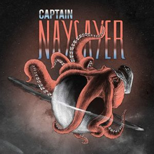 Captain Naysayer-Front Cover
