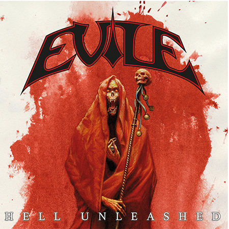 Evile-Hell Unleashed-Cover