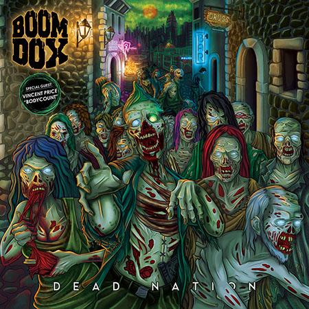 Boom Dox-Dead Nation-Cover