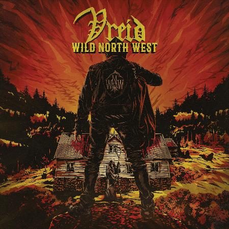 Vreid-Wild Norh West-Artwork