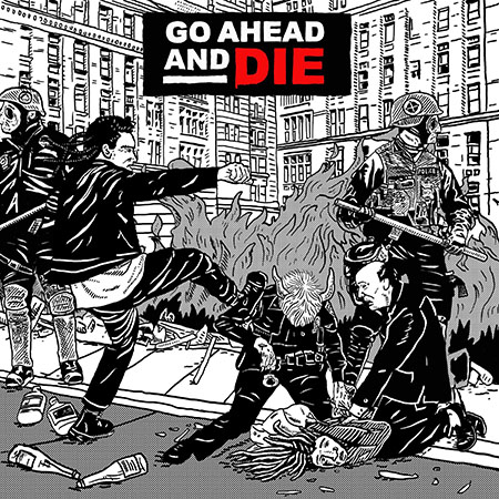 Go Ahead And Die-Cover Artwork