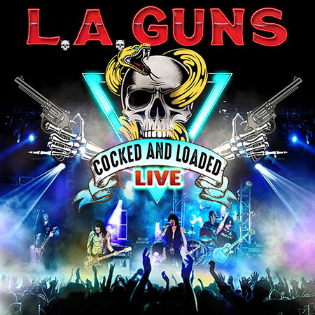 L.A.Guns-Cocked and Loaded-Artwork