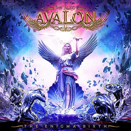 Timo Tolkkis Avalon-The Enigma Birth-Artwork