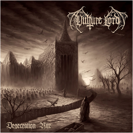 Vulture Lord-Desecration Rite-Artwork