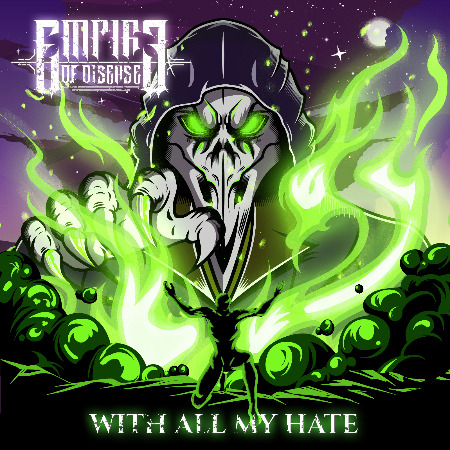 With All My Hate cover