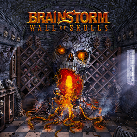 Brainstorm-Wall of Skulls-Artwork