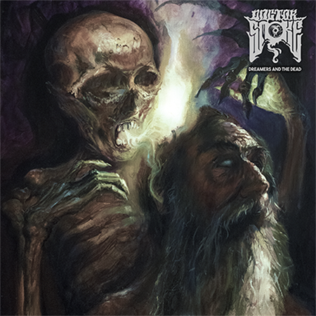 Doctor Smoke - Dreamers and the Dead - Front Cover