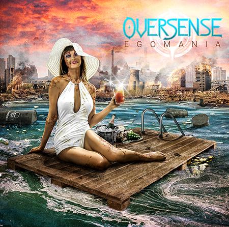Oversense-Egomania-Artwork