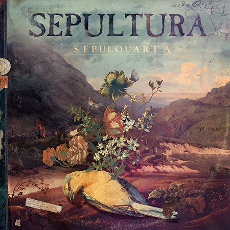 Sepultura - Sepulquarta - Artwork