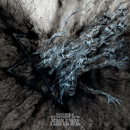 Horns of Domination-Where Voices leave no Echo-Artwork
