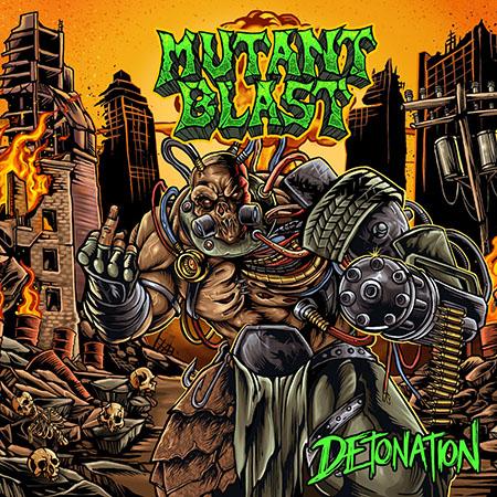 Mutant Blast-Detonation-Artwork