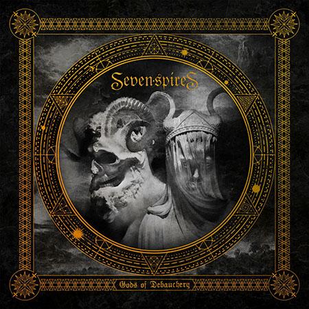 Seven Spires-Gods of Debauchery-Artwork
